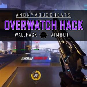 Overwatch hacks with aimbot and wallhack