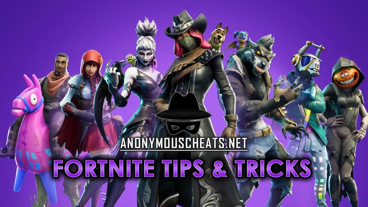 Fortnite Tips and Tricks 2019